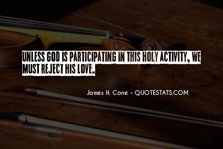 James H. Cone Quotes #164175