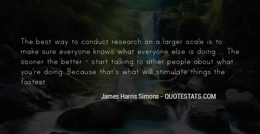 James Harris Simons Quotes #1866848