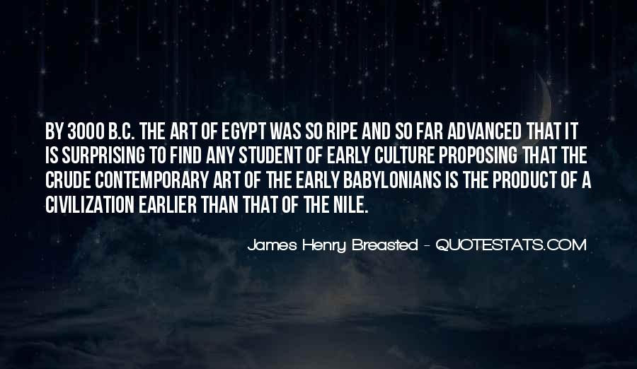 James Henry Breasted Quotes #1107794