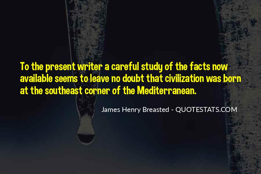 James Henry Breasted Quotes #1655061