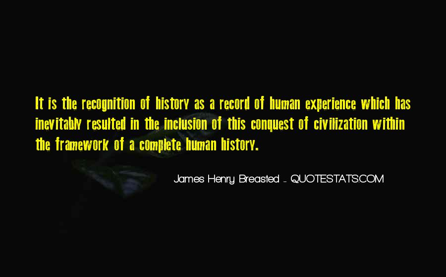 James Henry Breasted Quotes #436005