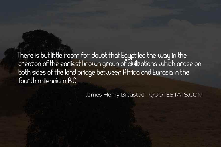 James Henry Breasted Quotes #928834