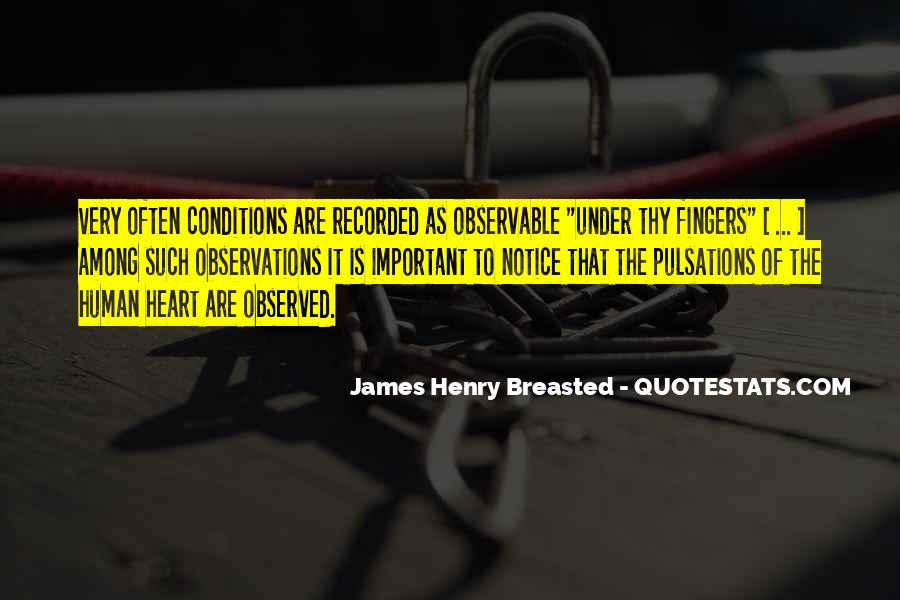 James Henry Breasted Quotes #954661