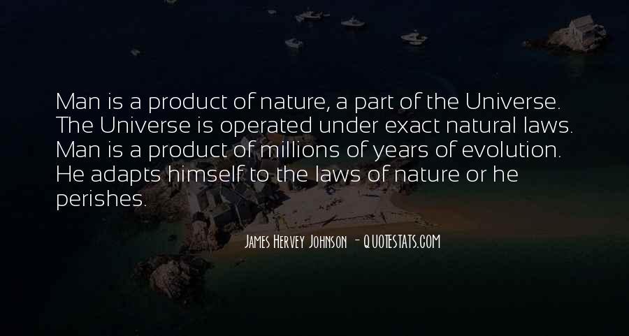 James Hervey Johnson Quotes #400200