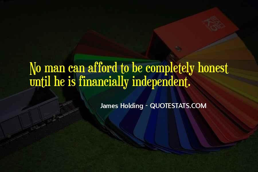 James Holding Quotes #907364