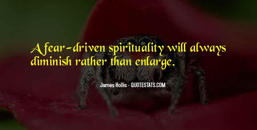 James Hollis Quotes #1285855