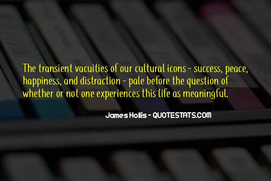 James Hollis Quotes #1497799