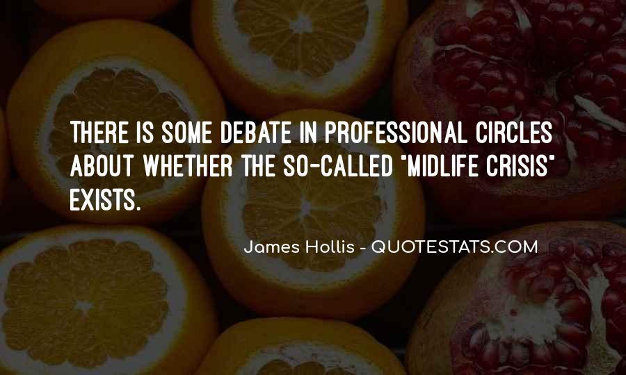 James Hollis Quotes #1551758