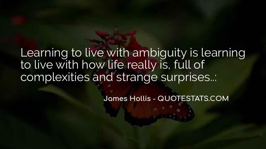 James Hollis Quotes #1771542
