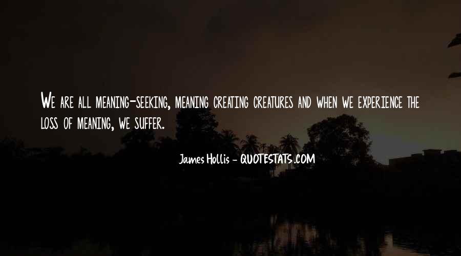 James Hollis Quotes #177830
