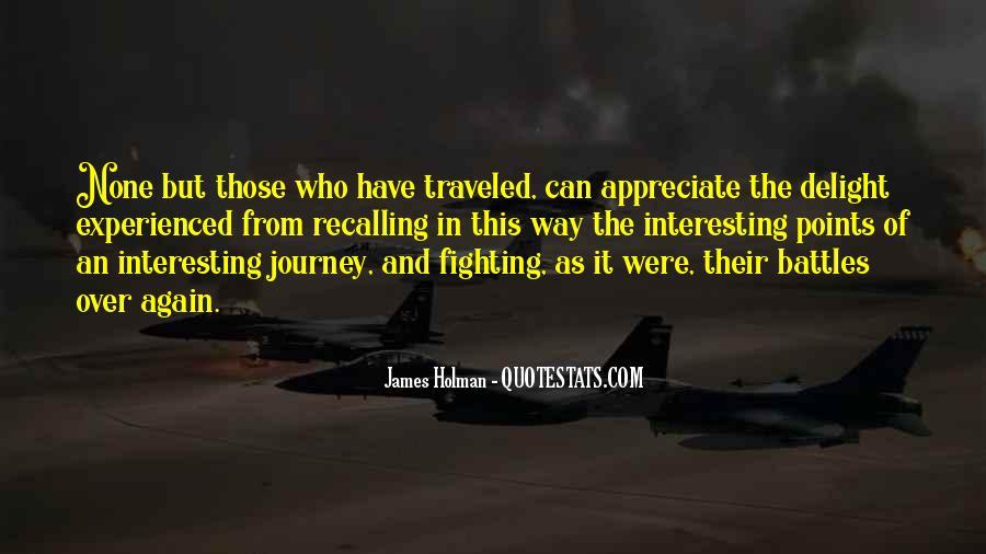 James Holman Quotes #276142