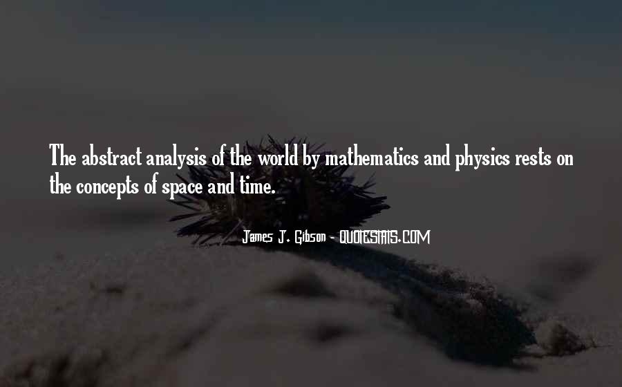 James J. Gibson Quotes #127836
