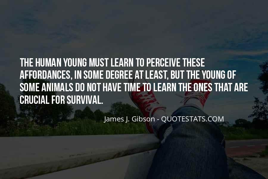 James J. Gibson Quotes #40822