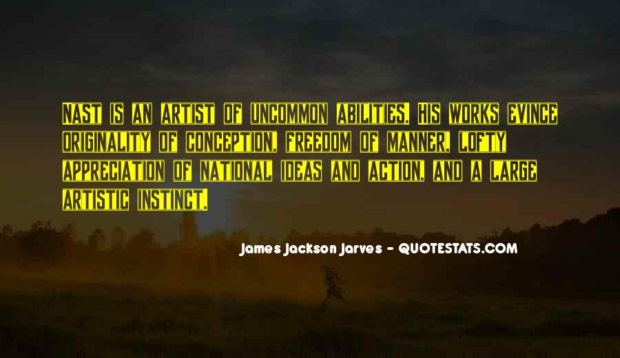 James Jackson Jarves Quotes #258429