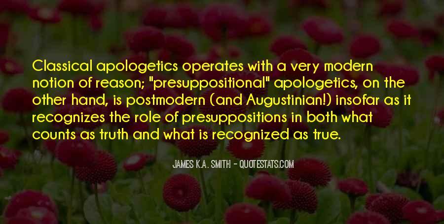 James K.A. Smith Quotes #1016647