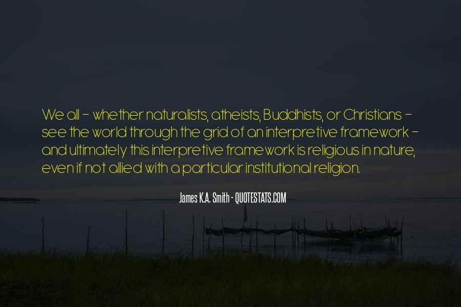 James K.A. Smith Quotes #1056969