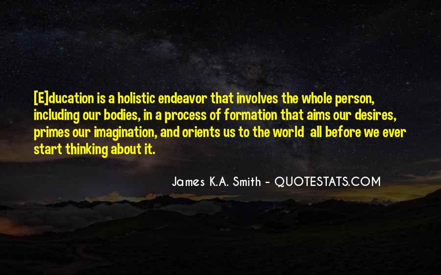 James K.A. Smith Quotes #1250477