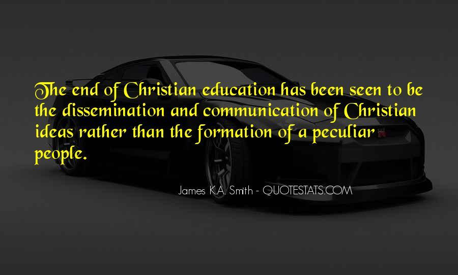 James K.A. Smith Quotes #483115