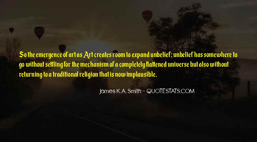 James K.A. Smith Quotes #756085