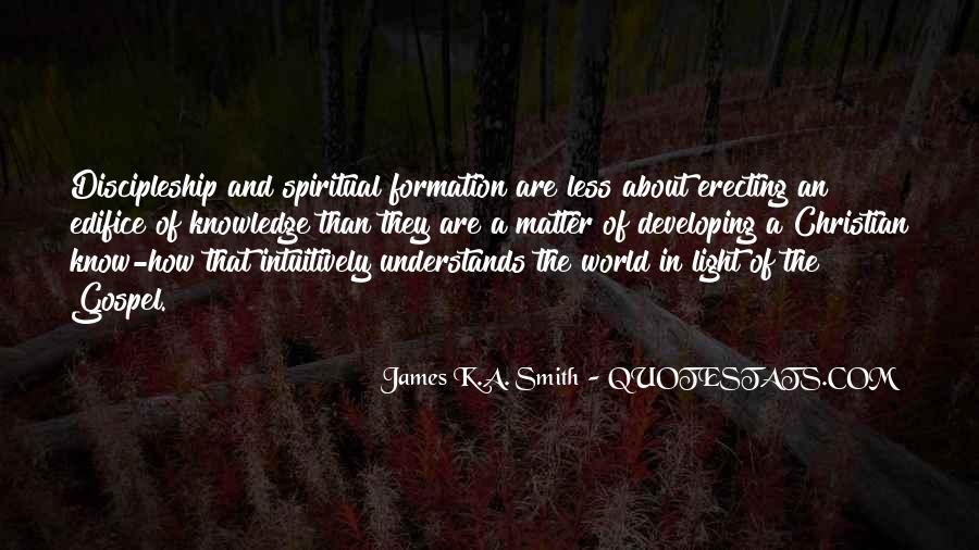 James K.A. Smith Quotes #75944