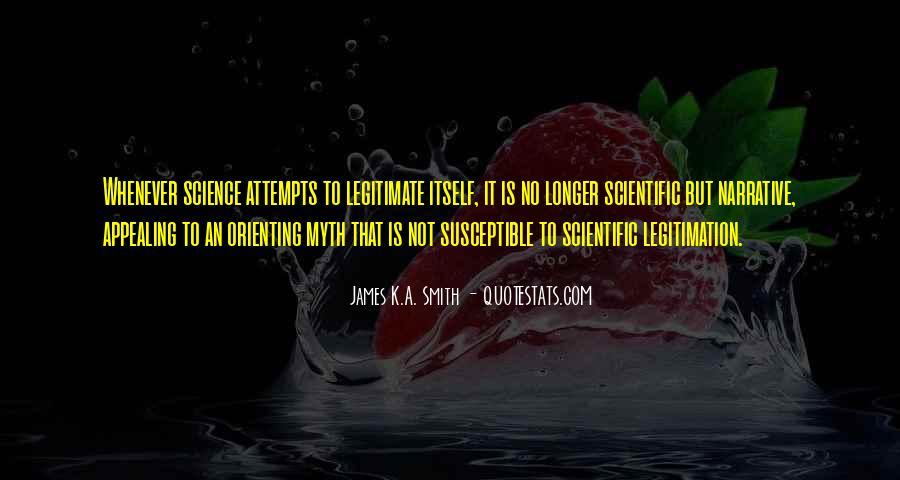 James K.A. Smith Quotes #893449
