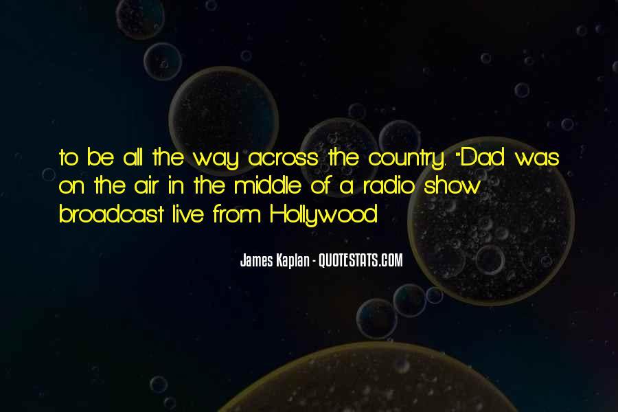 James Kaplan Quotes #1169519