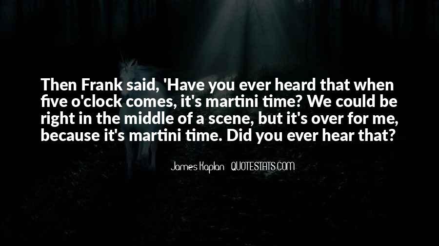 James Kaplan Quotes #1505610