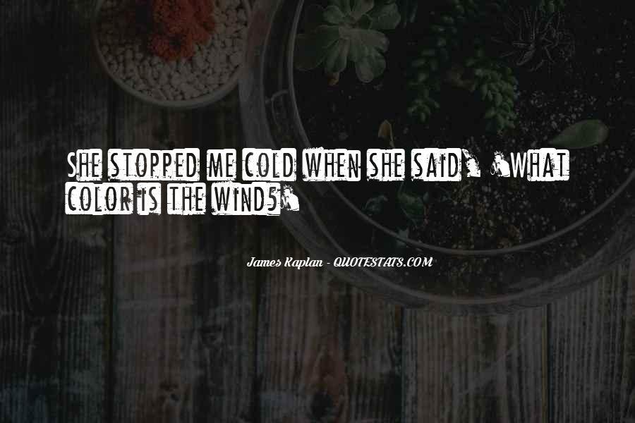 James Kaplan Quotes #442764