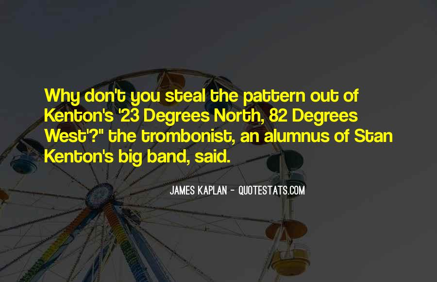 James Kaplan Quotes #667763