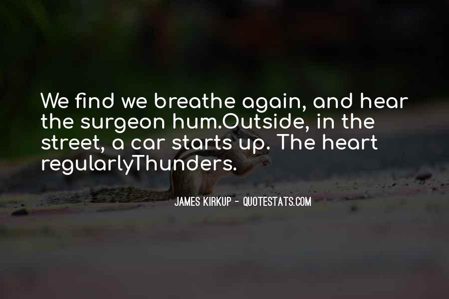 James Kirkup Quotes #740743