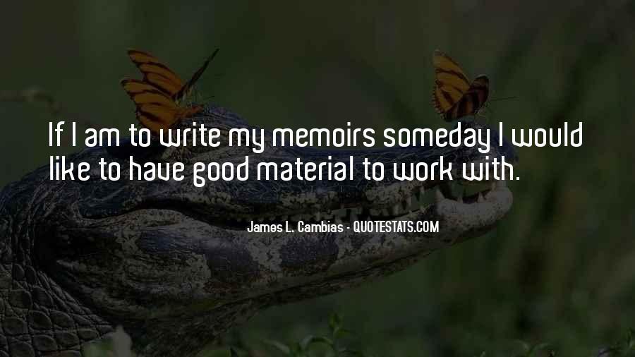James L. Cambias Quotes #1182774