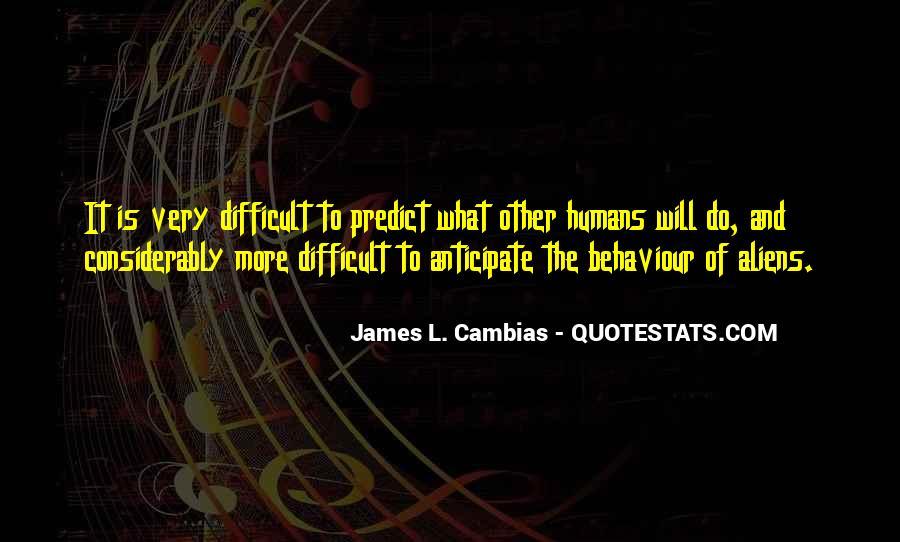 James L. Cambias Quotes #1518411
