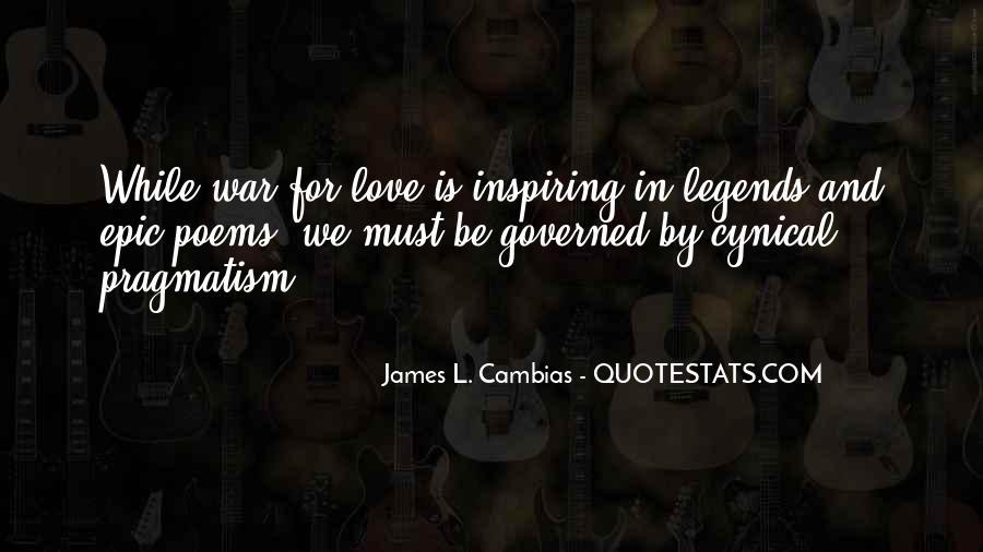 James L. Cambias Quotes #1694634