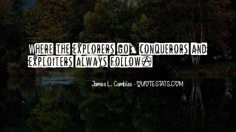 James L. Cambias Quotes #501004