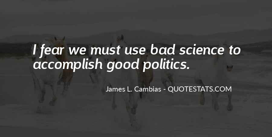 James L. Cambias Quotes #516452
