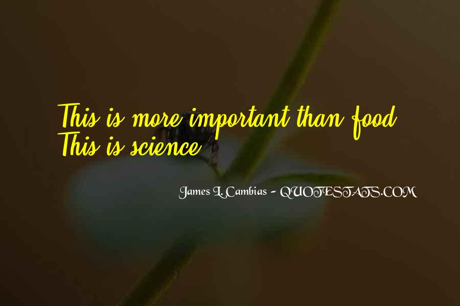 James L. Cambias Quotes #588599