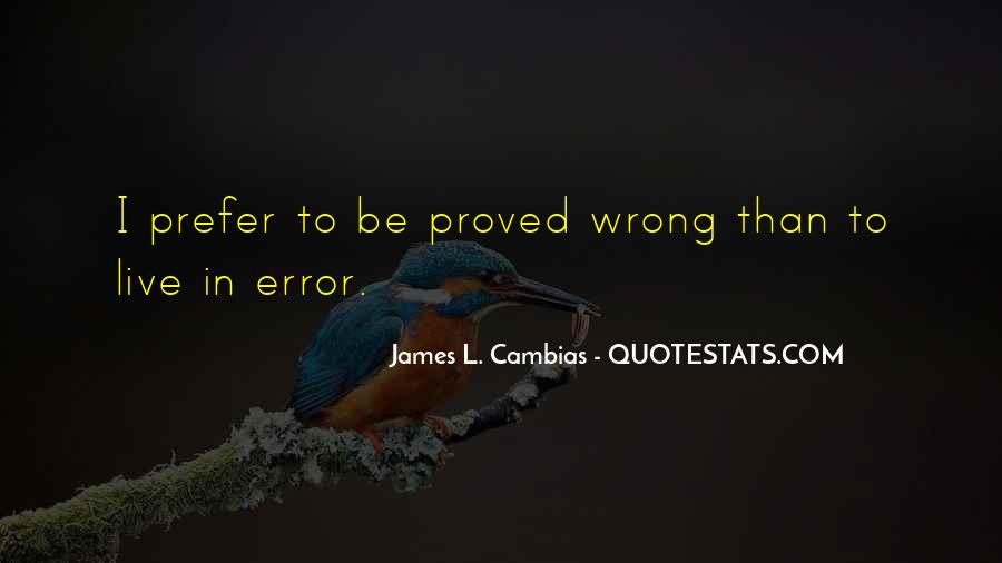 James L. Cambias Quotes #873011