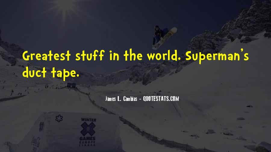 James L. Cambias Quotes #894501