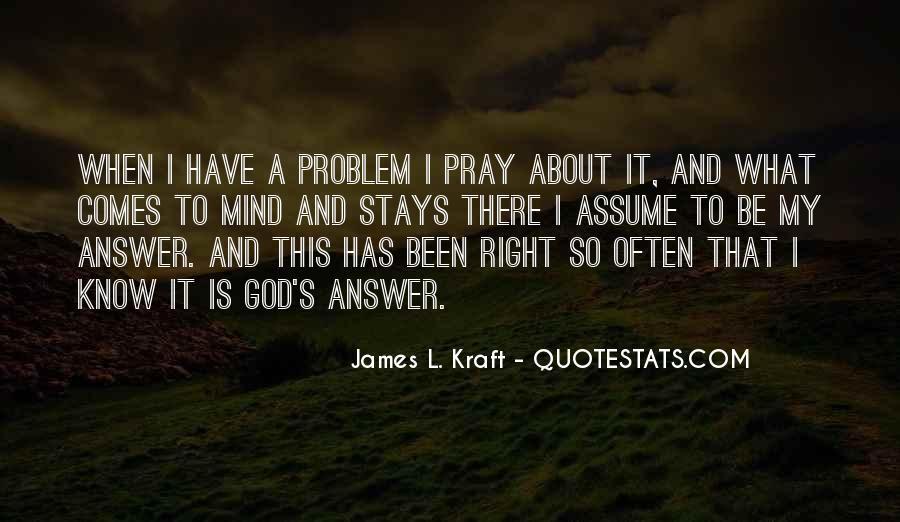 James L. Kraft Quotes #1466343