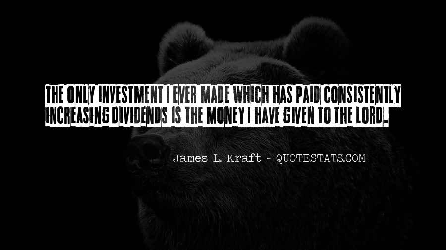 James L. Kraft Quotes #594061