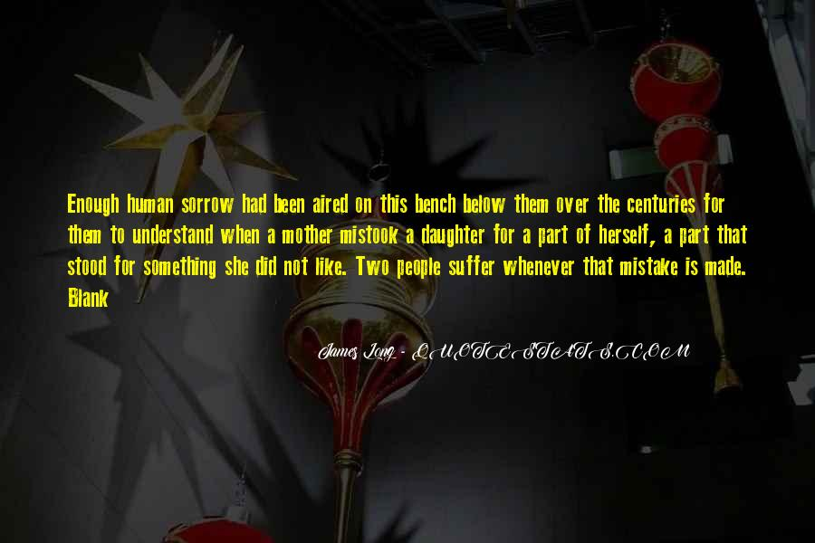 James Long Quotes #1490945