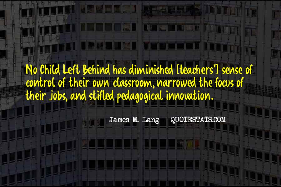 James M. Lang Quotes #1805271