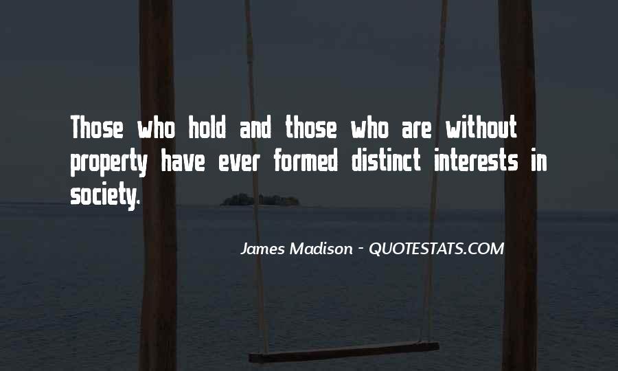 James Madison Quotes #1018669
