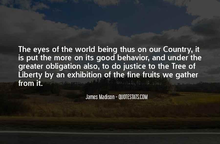 James Madison Quotes #1021427