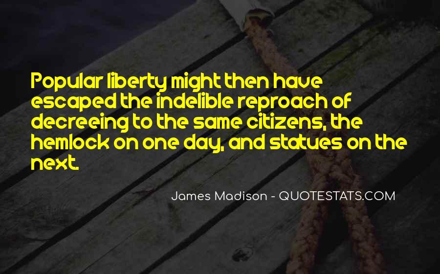 James Madison Quotes #1061472