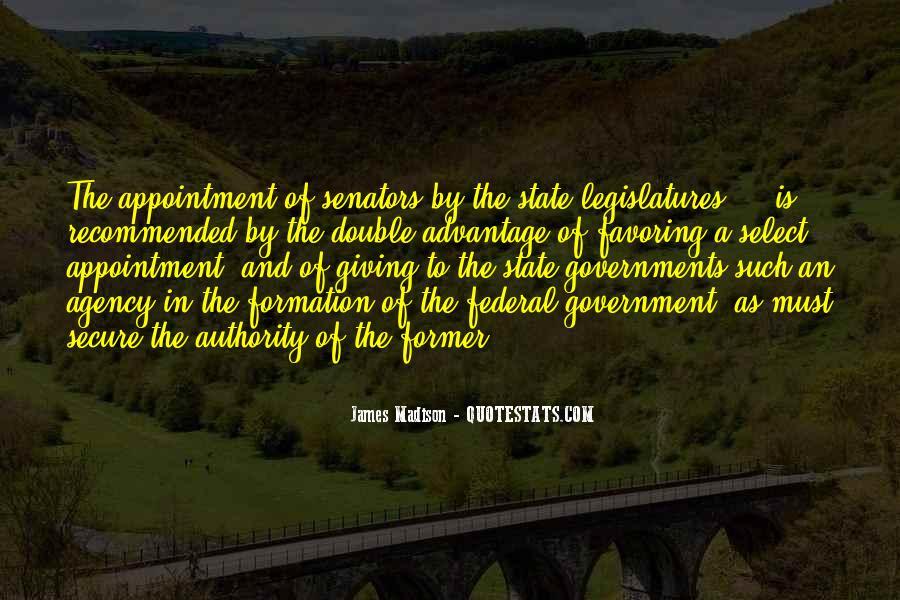 James Madison Quotes #1069174