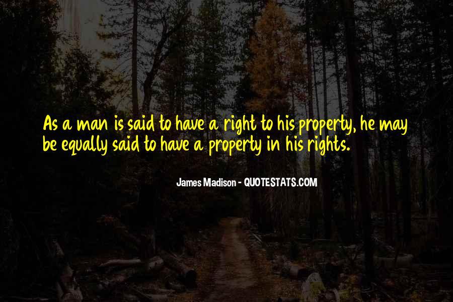 James Madison Quotes #1071894