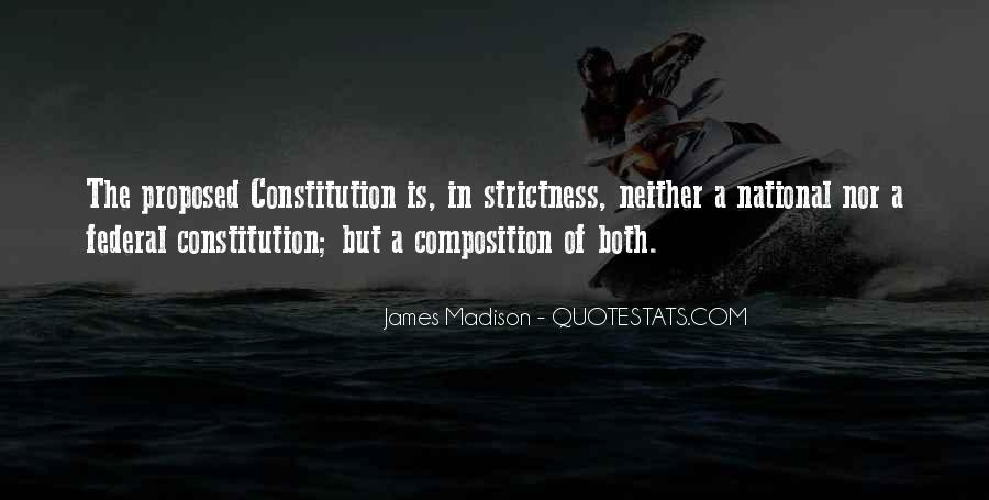 James Madison Quotes #1114701