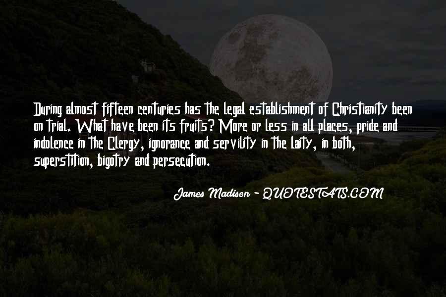 James Madison Quotes #1146399