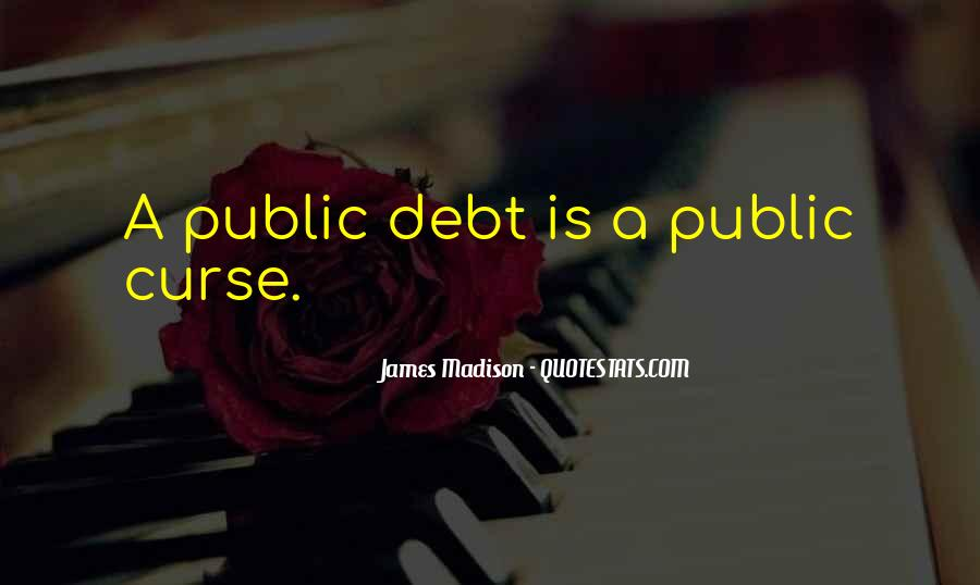James Madison Quotes #1176988